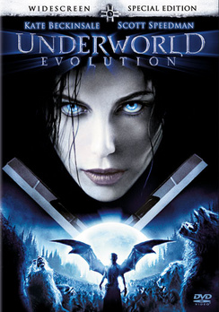 Underworld: Evolution - Widescreen Special Edition - DVD - Used