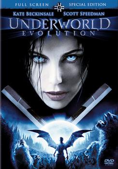 Underworld: Evolution - Full-Screen Special Edition - DVD - Used