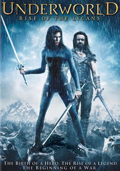 Underworld: Rise of the Lycans - Widescreen - DVD - Used