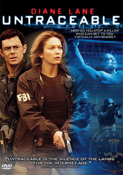 Untraceable - Widescreen - DVD - Used