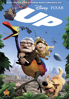 Up - Widescreen - DVD - Used