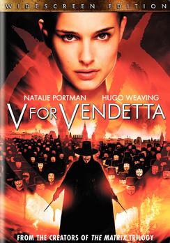 V for Vendetta - Widescreen - DVD - Used