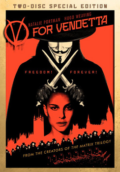 V for Vendetta - Widescreen Special Edition - DVD - Used