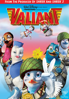 Valiant - DVD - Used