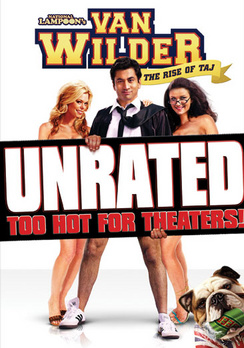 Van Wilder: The Rise of Taj - Widescreen Unrated - DVD - Used