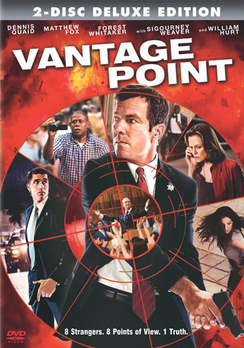Vantage Point - Deluxe Edition - DVD - Used