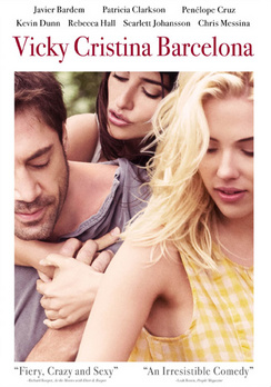 Vicky Cristina Barcelona - Widescreen - DVD - Used