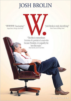 W. - Widescreen - DVD - Used
