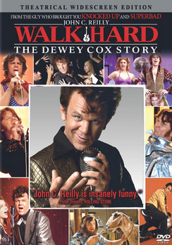 Walk Hard: The Dewey Cox Story - Theatrical Version - DVD - Used