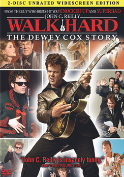 Walk Hard: The Dewey Cox Story - Unrated - DVD - Used