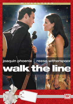 Walk the Line - Movie Only - DVD - Used