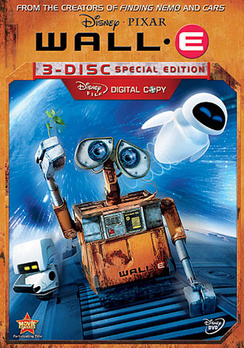 WALL-E - Special Edition - DVD - Used