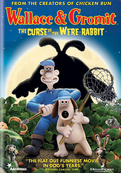 Wallace & Gromit: The Curse of the Were-Rabbit - Widescreen - DVD - Used