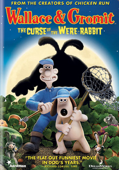 Wallace & Gromit: The Curse of the Were-Rabbit - Full Screen - DVD - Used