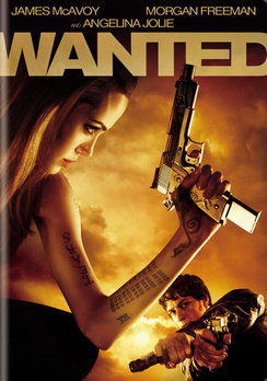 Wanted - Widescreen - DVD - Used
