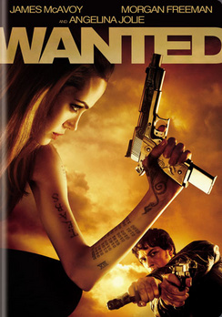 Wanted - Full Screen - DVD - Used