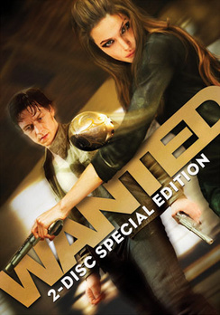 Wanted - Special Edition - DVD - Used