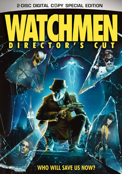Watchmen - Director's Cut - DVD - Used
