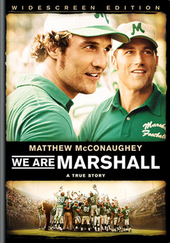 We Are Marshall - Widescreen - DVD - Used