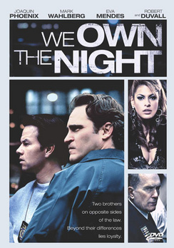 We Own the Night - Widescreen - DVD - Used