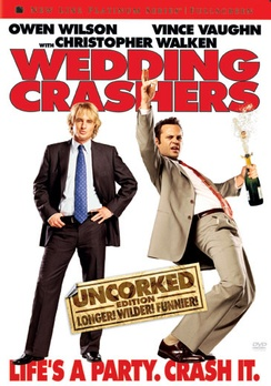 Wedding Crashers - Full Screen Unrated - DVD - Used