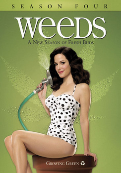 Weeds: Season Four - Widescreen - DVD - Used
