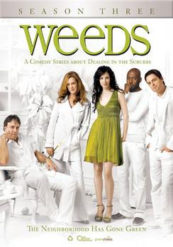 Weeds: Season Three - Widescreen - DVD - Used