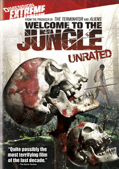 Welcome to the Jungle - Unrated - DVD - Used