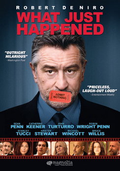 What Just Happened - Widescreen - DVD - Used