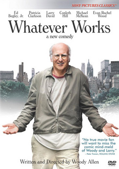 Whatever Works - Widescreen - DVD - Used