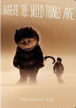 Where the Wild Things Are - Widescreen - DVD - Used