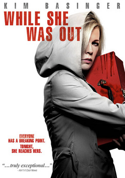 While She Was Out - DVD - Used