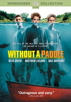 Without a Paddle - Widescreen - DVD - Used