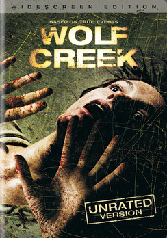 Wolf Creek - Unrated - DVD - Used