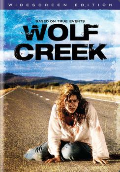 Wolf Creek - DVD - Used