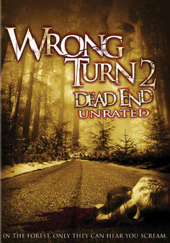 Wrong Turn 2: Dead End - Unrated - DVD - Used