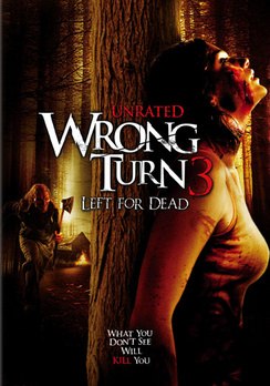 Wrong Turn 3: Left for Dead - Unrated - DVD - Used