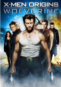 X-Men Origins: Wolverine - Widescreen - DVD - Used