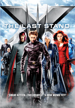 X-Men: The Last Stand - Widescreen - DVD - Used
