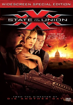 XXX: State of the Union - Widescreen Special Edition - DVD - Used