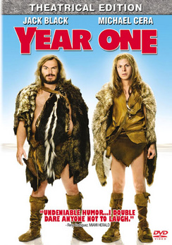 Year One - PG-13 Version - DVD - Used