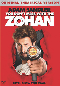 You Don't Mess With the Zohan - Theatrical Version - DVD - Used