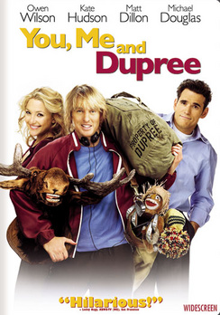 You, Me and Dupree - Widescreen - DVD - Used