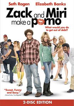 Zack and Miri Make a Porno - 2-Disc Edition - DVD - Used