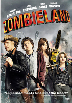Zombieland - Widescreen - DVD - Used