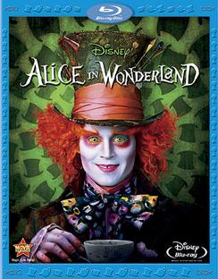 Alice in Wonderland - Blu-ray - Used