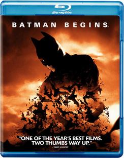 Batman Begins - Blu-ray - Used