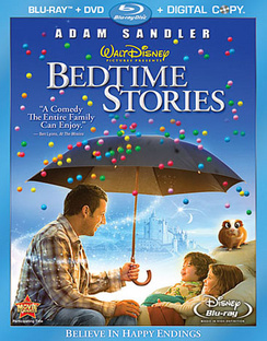 Bedtime Stories - Includes DVD - Blu-ray - Used