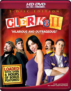Clerks II - HD DVD - Used