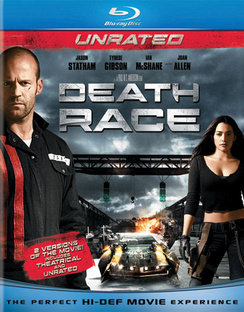 Death Race - Unrated - Blu-ray - Used